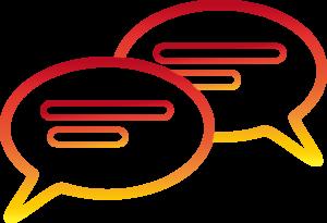 Consult gesprek ondersteuning icoon Sjoerd Bos Personal Training Heiloo