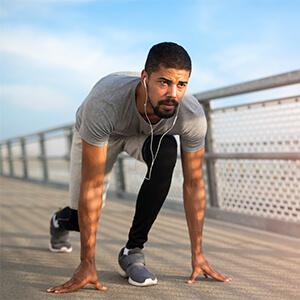 Sprinten actie aanpassen voeding en lifestyle personal training heiloo